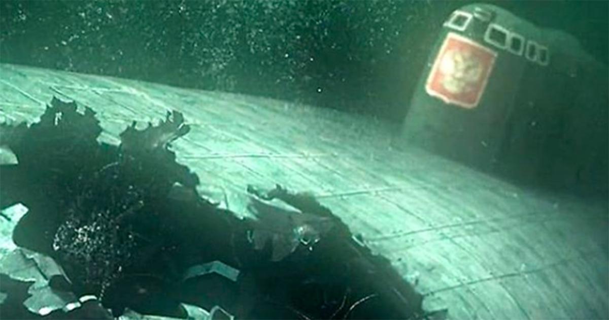 Il Kursk: 19 anni dopo, le immagini della più grande tragedia della marina russa