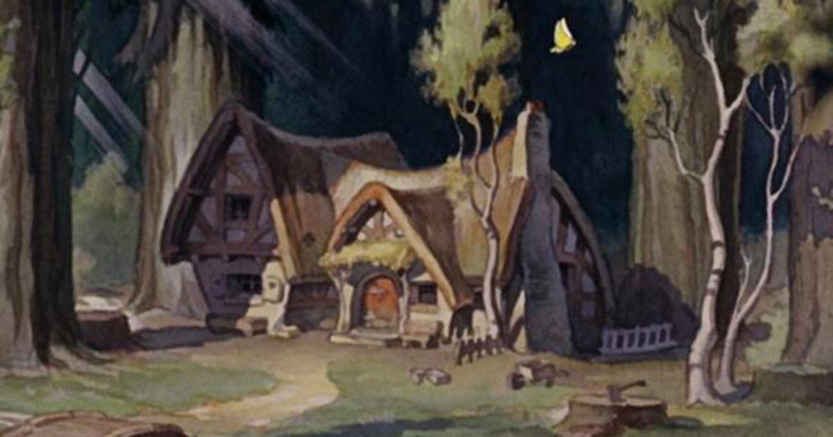 Su lego ideas, ecco la bellissima casa dei sette nani di Biancaneve
