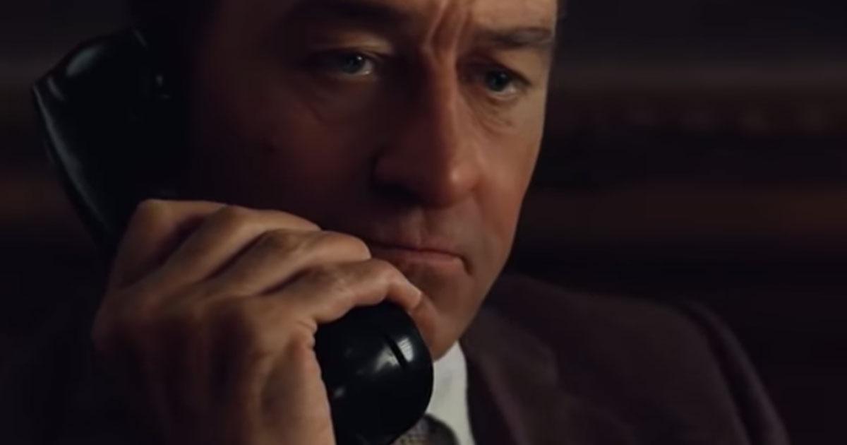 'The Irishman' il nuovo film di Martin Scorsese: data di uscita e trailer