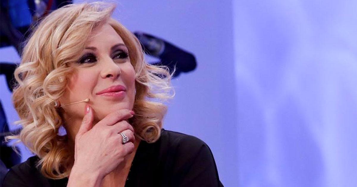 Tina Cipollari cambia look per il ritorno in tv