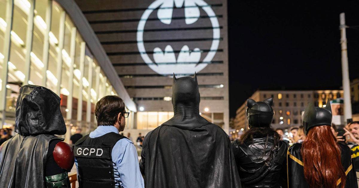 Batman Day: tutte le foto dei festeggiamenti per gli 80 anni del cavaliere oscuro