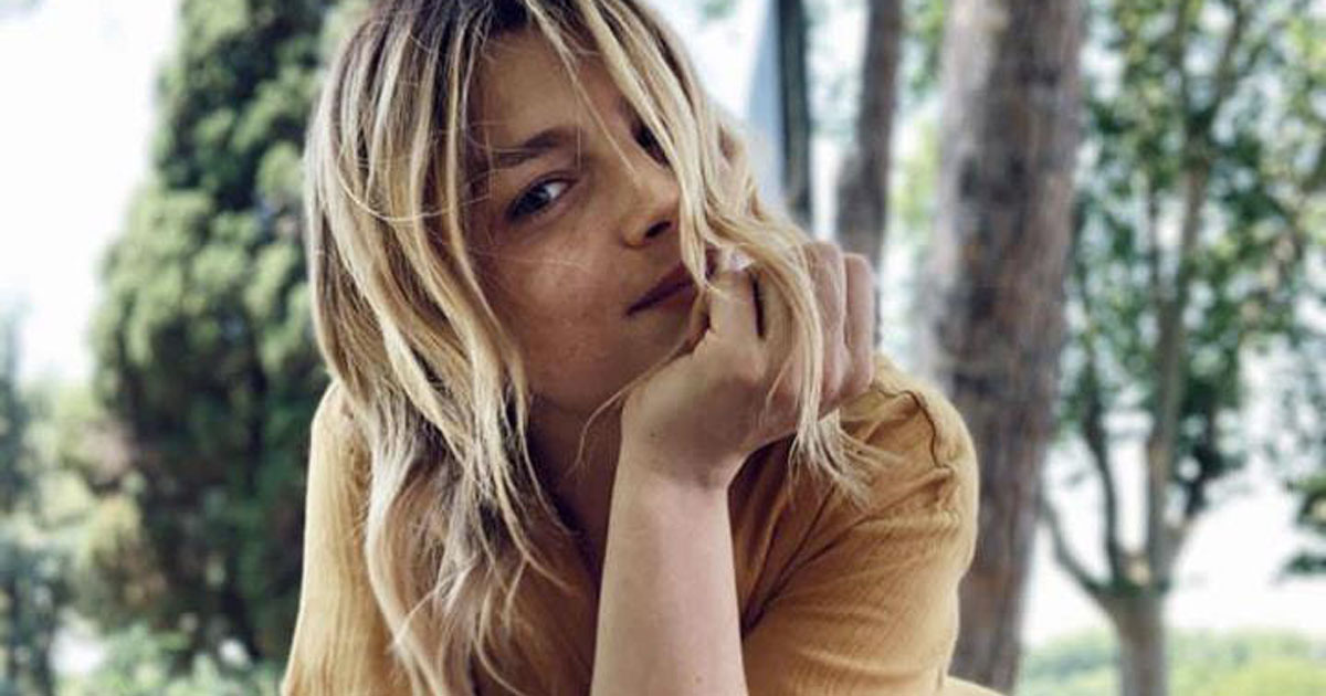 """Emma Marrone: ascolta """"Io sono bella"""", il brano scritto per lei da Vasco Rossi"""