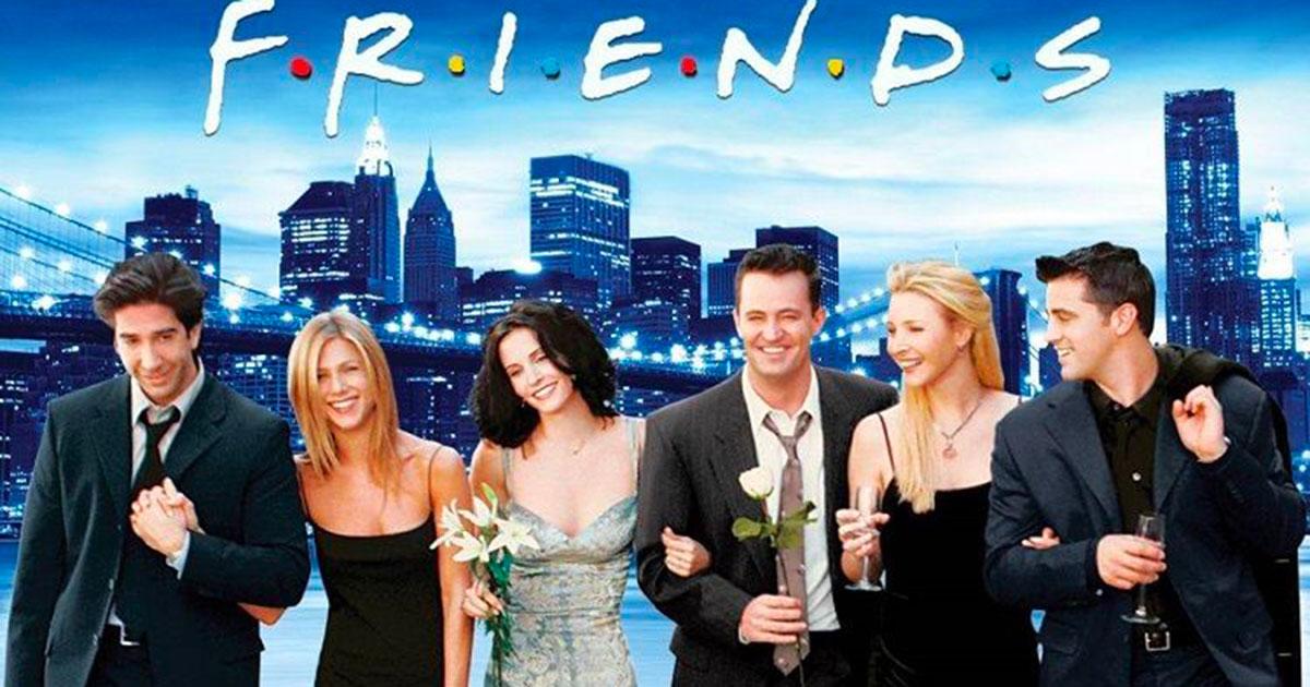 Friends: prende vita il set per i 25 anni della serie a New York