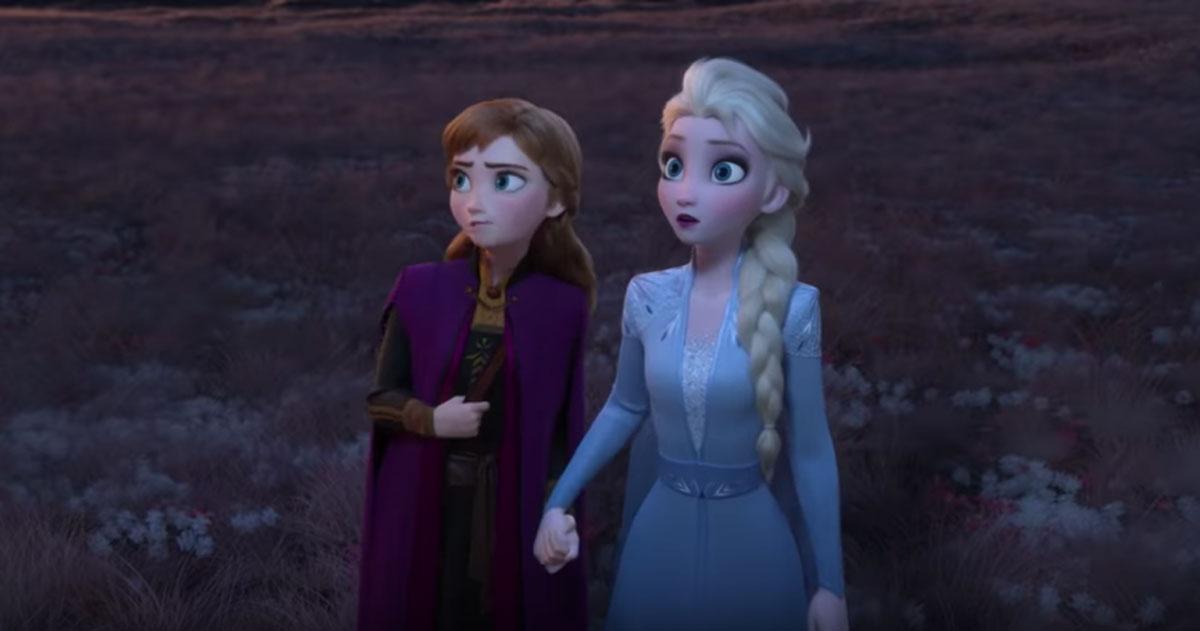 """""""Frozen 2"""": il nuovo trailer vi emozionerà"""