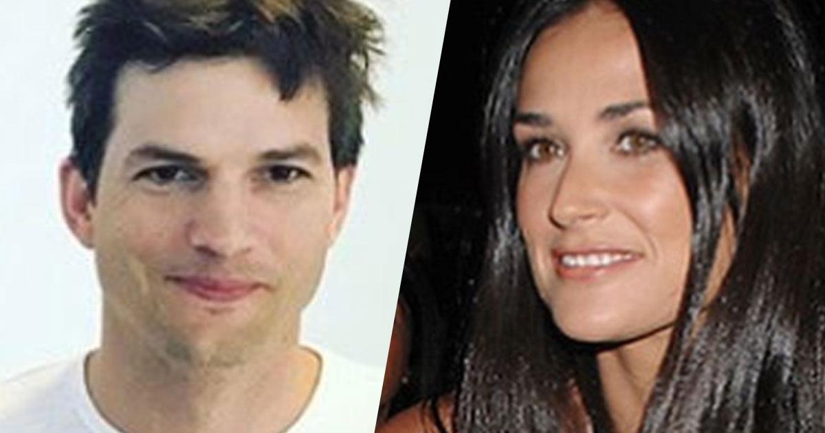 Ashton Kutcher rompe il silenzio sulle accuse dell'ex moglie Demi Moore
