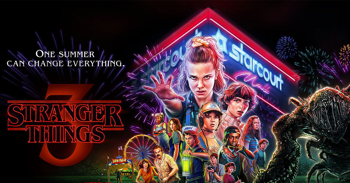 Stranger Things 4: questa nuova foto manda in visibilio i fan