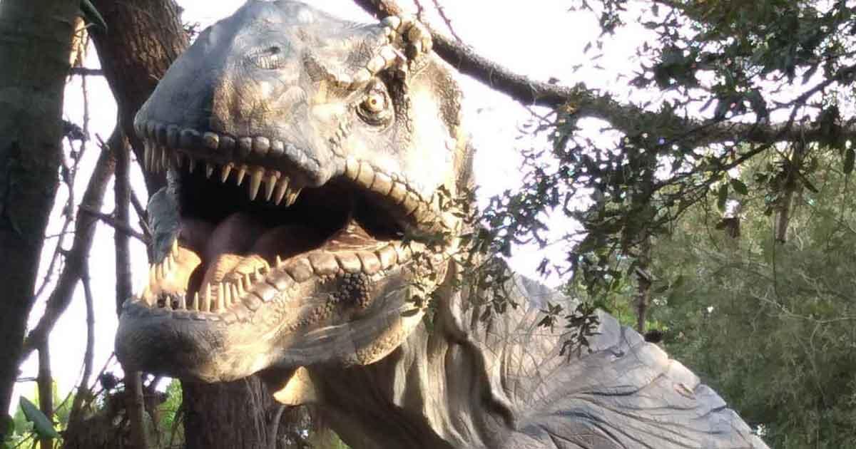 Testimone di nozze arriva vestita da T-Rex: il video