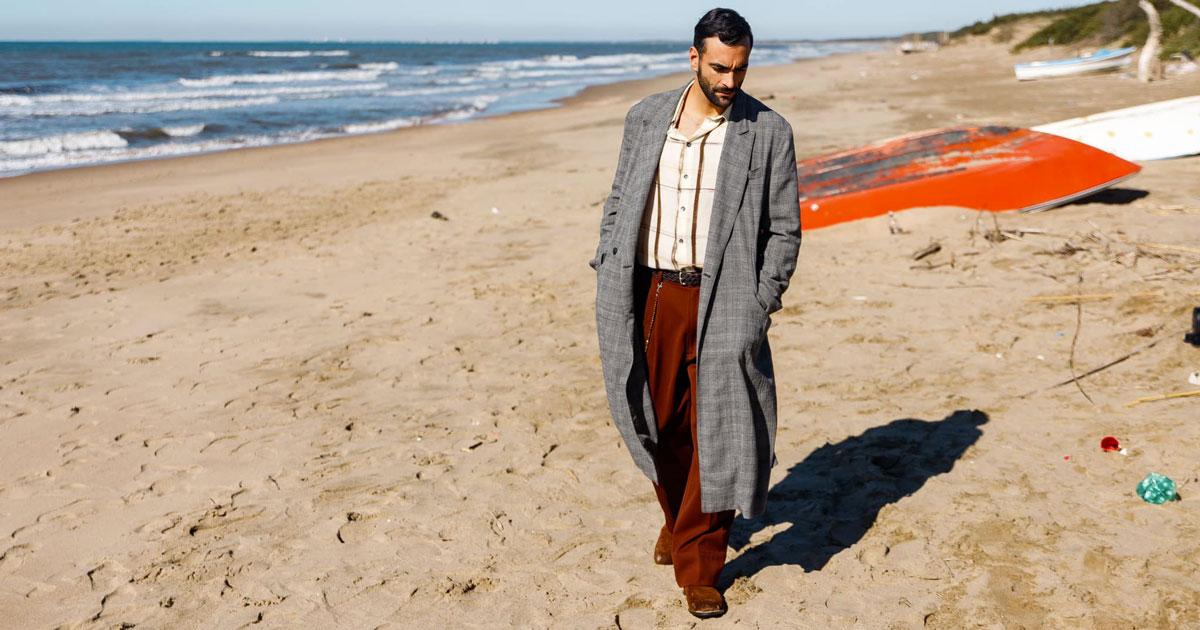 """Oggi esce """"Atlantico/On Tour"""": ascolta il nuovo album live di Marco Mengoni"""