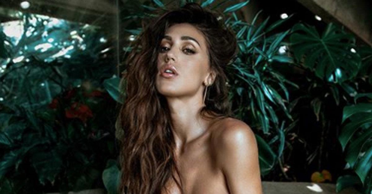 Cecilia Rodriguez: il nuovo servizio fotografico è bollente