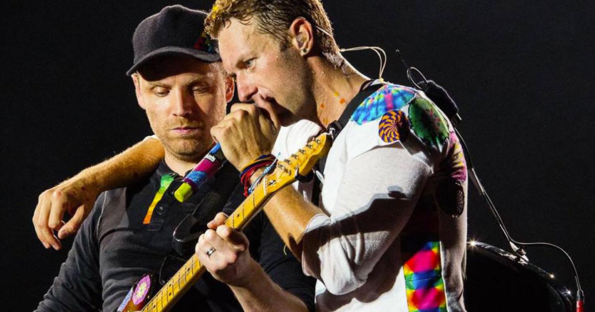 Coldplay: in arrivo un nuovo album a novembre?
