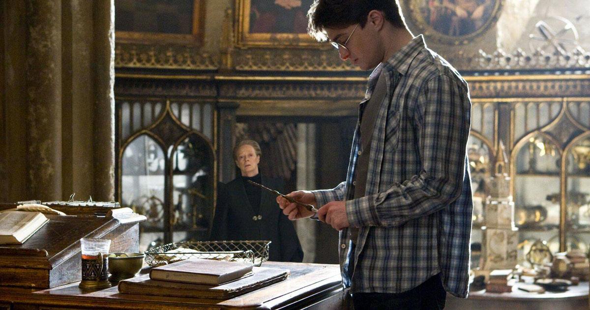 A Matera si può dormire in una casa tutta a tema Harry Potter