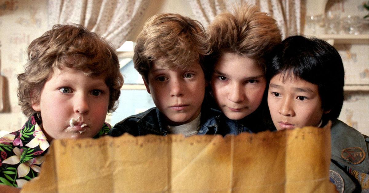 I Goonies tornano al cinema per il 35° anniversario del film