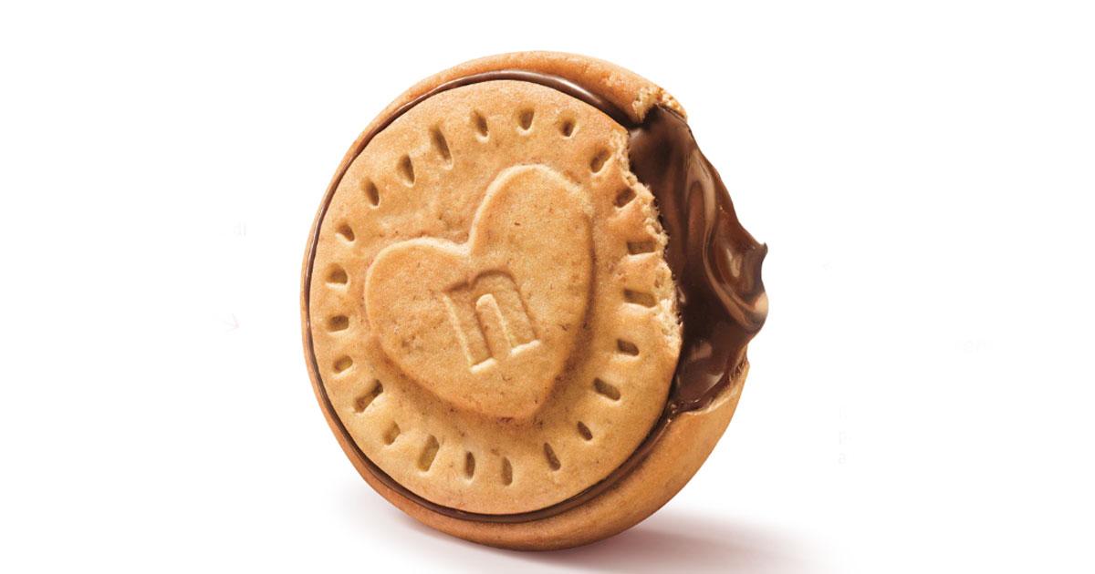 Nutella Biscuits: i nuovi biscotti farciti della Ferrero arrivano anche in Italia