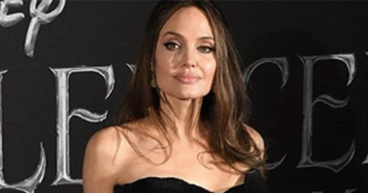 Angelina Jolie magrissima alla presentazione di Maleficent: le foto preoccupano i fan