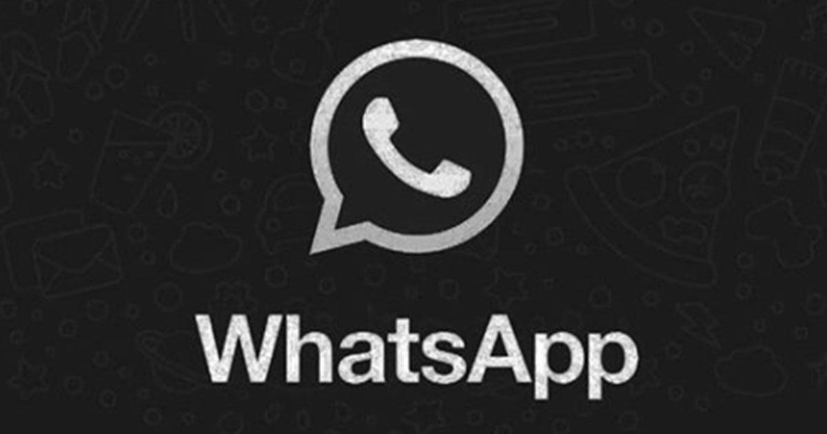 WhatsApp: in arrivo la Modalità Scura