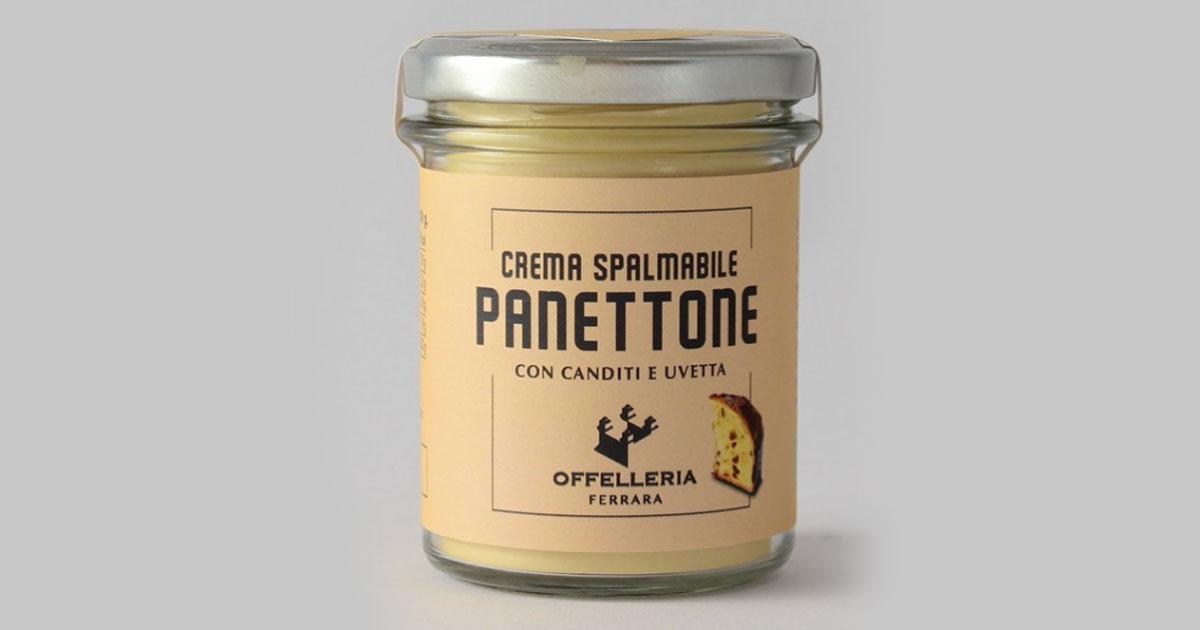 Hanno inventato la crema spalmabile al panettone: ecco dove trovarla