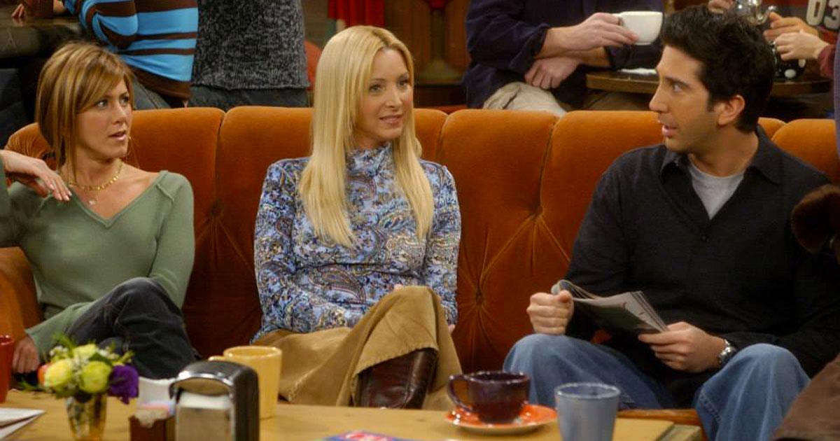 """""""Friends"""": il divano del Central Perk sarà messo all'asta per beneficenza"""