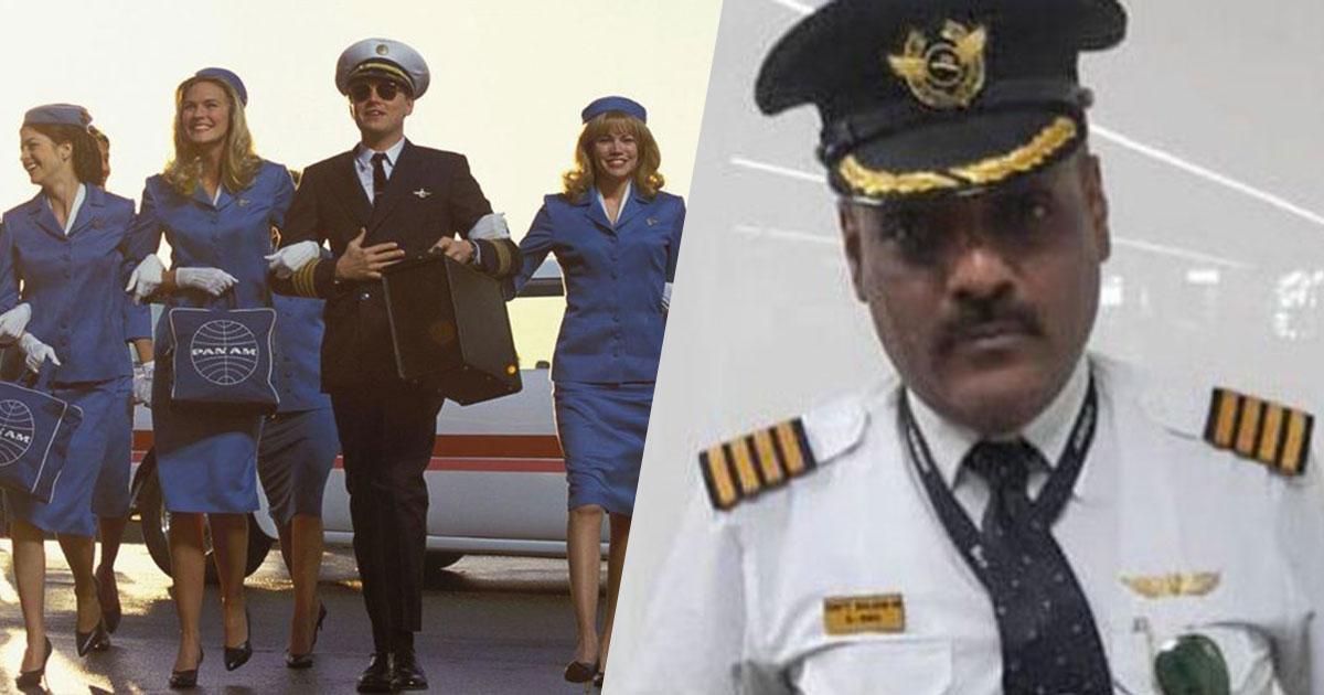 """Come DiCaprio in 'Prova a prendermi"""": si vestiva da pilota per viaggiare gratis"""
