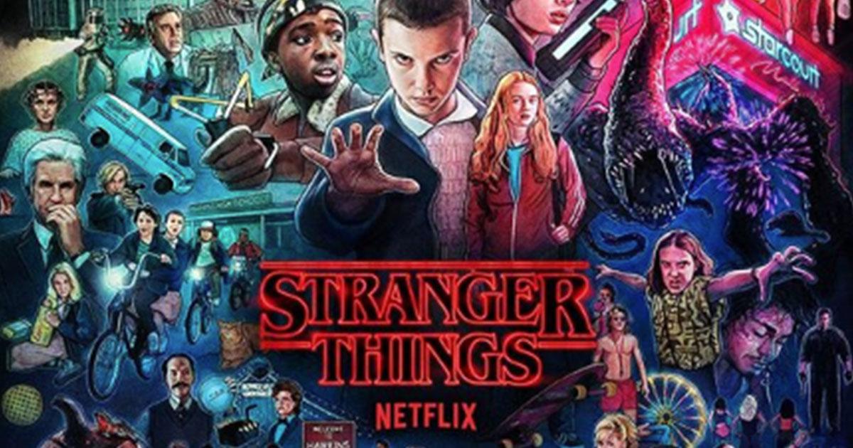 Stranger Things 4, Netflix annuncia il titolo del primo episodio