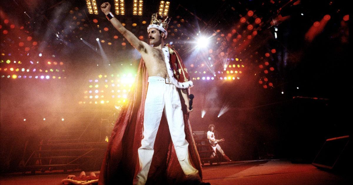 Queen: si inaugura a Bologna la mostra di Denis O'Regan, ecco alcune foto