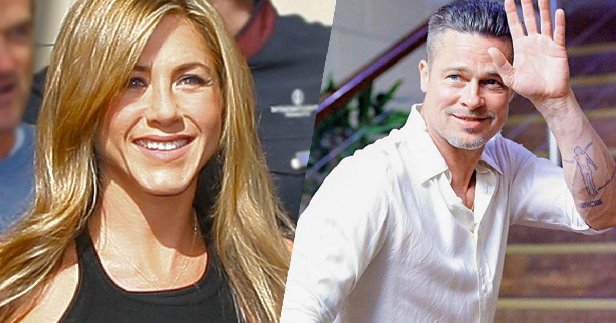 Brad Pitt e Jennifer Aniston di nuovo insieme?