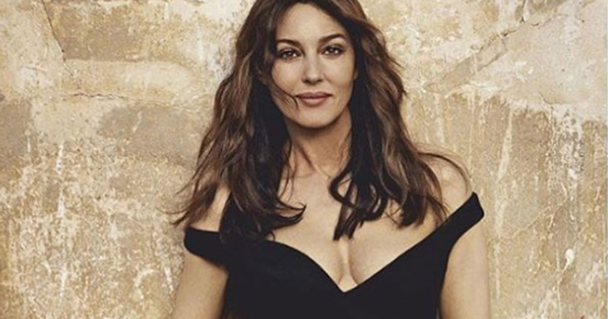 Monica Bellucci: il nuovo look fa impazzire i follower di Instagram