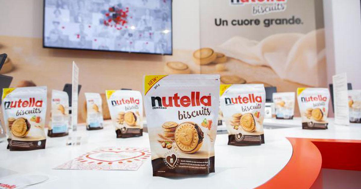 Non trovate i Nutella Biscuits? Ecco la brillante risposta di un supermercato di Roma