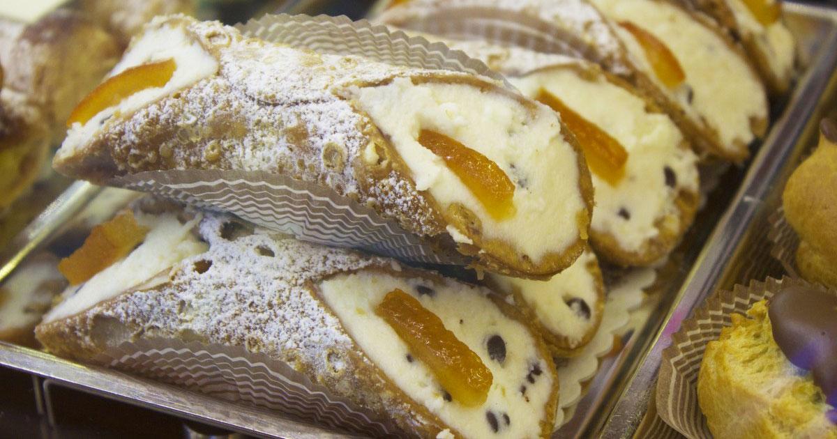 Al C.n.r. di Palermo hanno inventato un cannolo che non si rammollisce