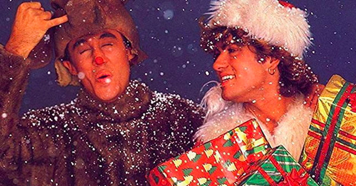 Last Christmas degli Wham! ha compiuto 35 anni