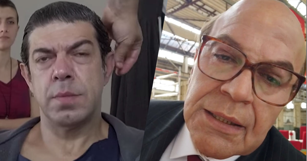 Pierfrancesco Favino e l'incredibile trasformazione per diventare Bettino Craxi: il video