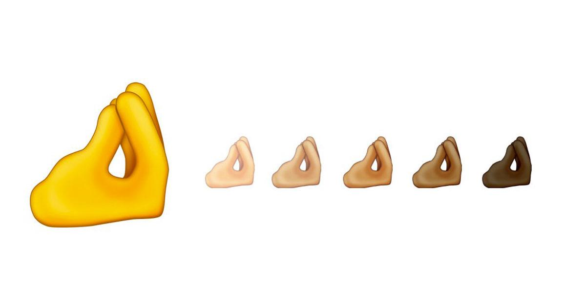 WhatsApp introdurrà 117 nuove emoji, una è dedicata a noi italiani