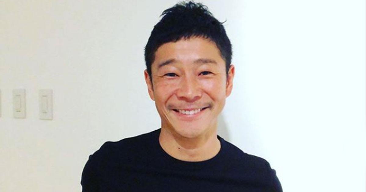 Questo miliardario giapponese cerca l'anima gemella per portarla in viaggio sulla Luna