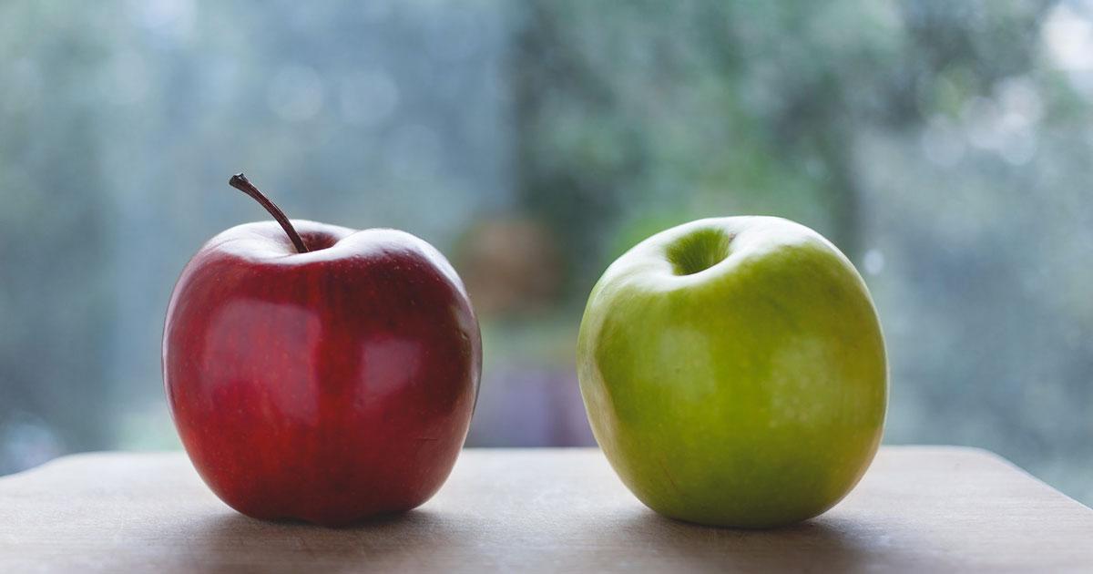 La scienza conferma: due mele al giorno tolgono il medico di torno