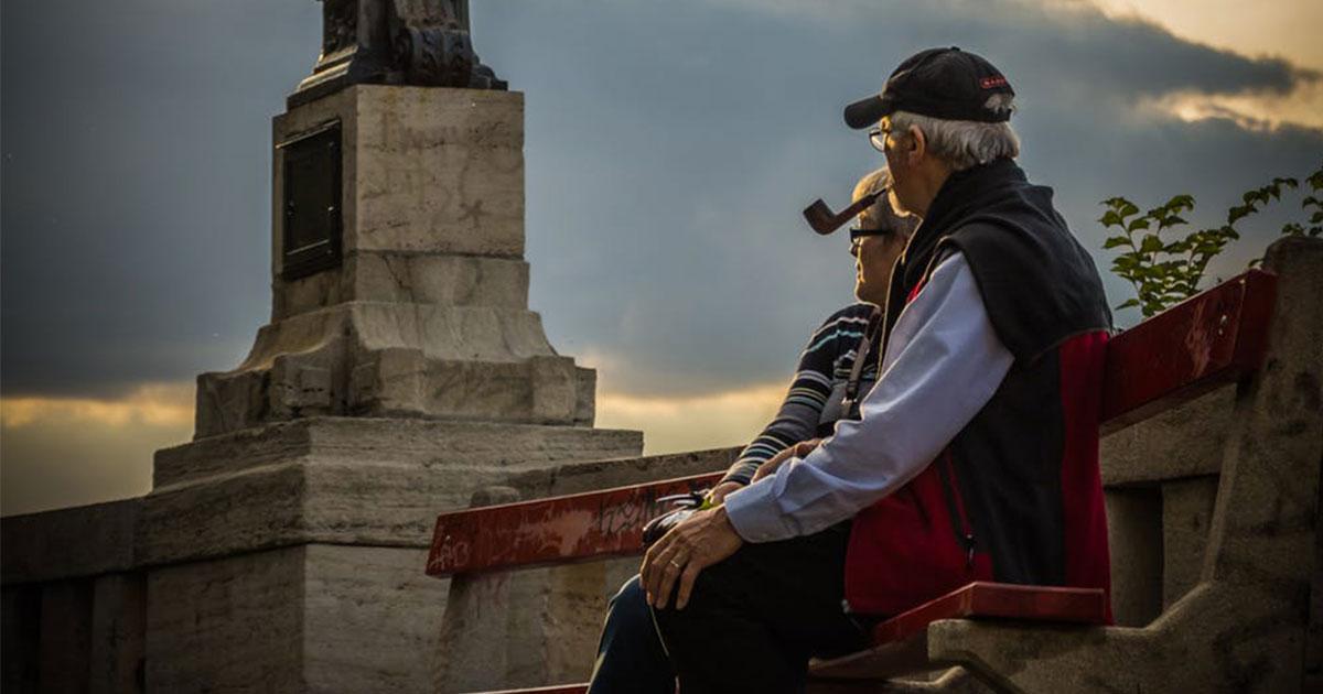 La chiave per la longevità? Innamorarsi dopo i 70 anni