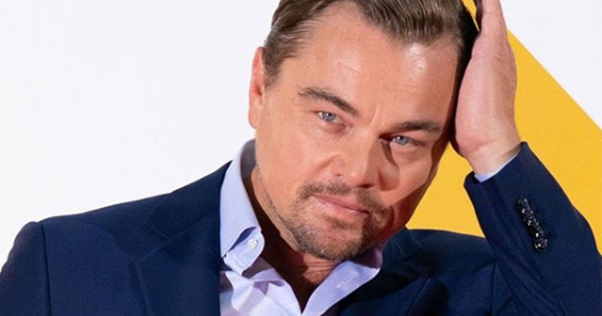 Leonardo DiCaprio cuore d'oro: ha salvato un uomo disperso in mare