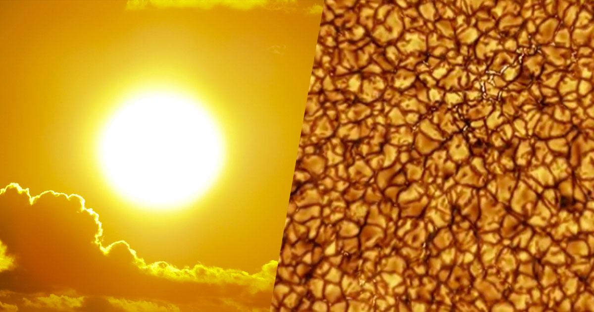 Incontro ravvicinato con il sole: le immagini ad alta definizione catturate dal nuovo telescopio