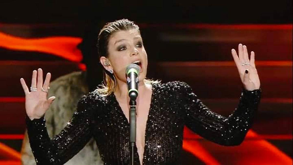 Sanremo 2020: il medley di Emma è stato emozionante