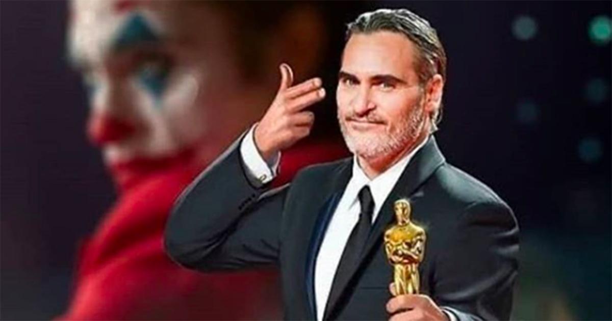 Oscar 2020: Joaquin Phoenix miglior attore protagonista con Joker!