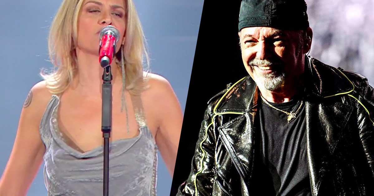 Sanremo 2020: il commento di Vasco sull'esibizione di Irene Grandi