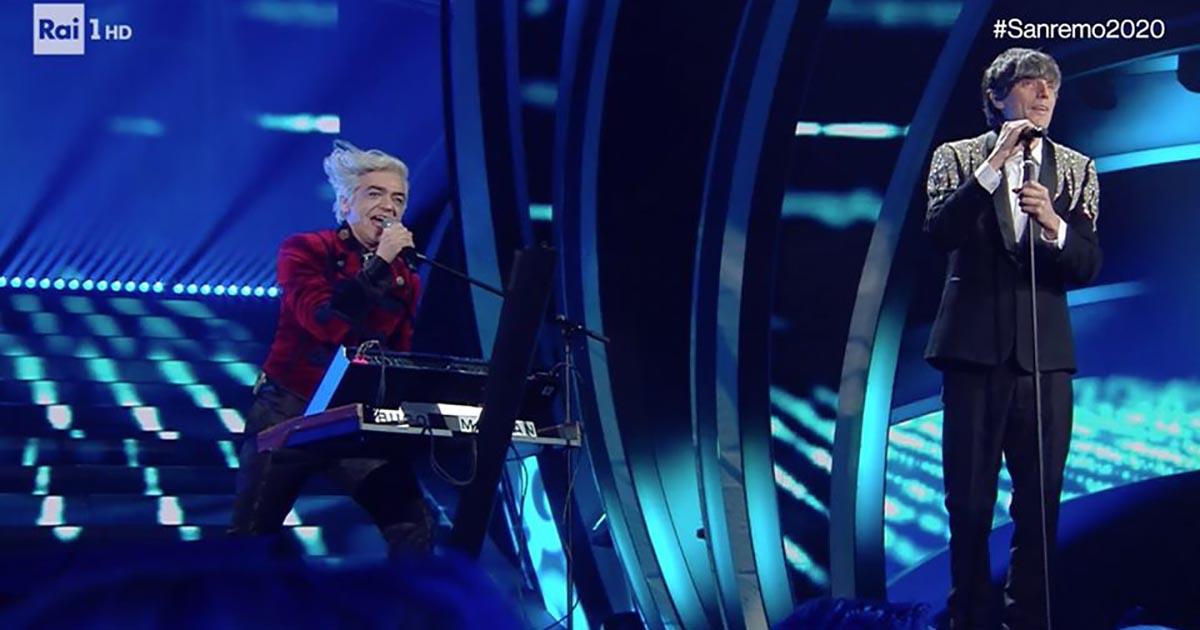 Sanremo 2020: il commento di Bugo dopo la lite con Morgan