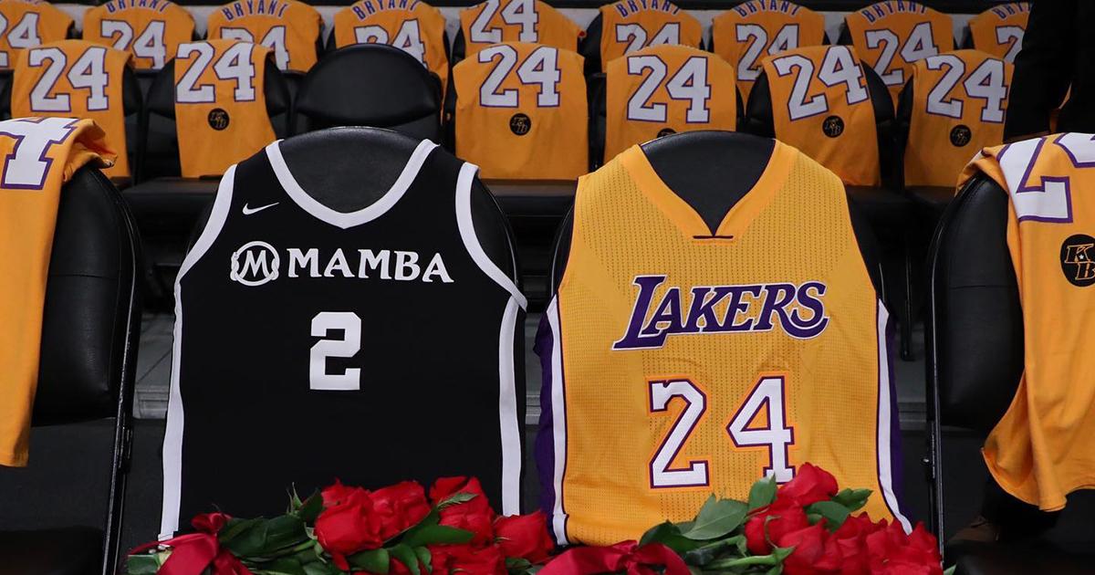 Ventimila persone con la maglietta di Kobe Bryant: è il tributo commovente dei Lakers al campione
