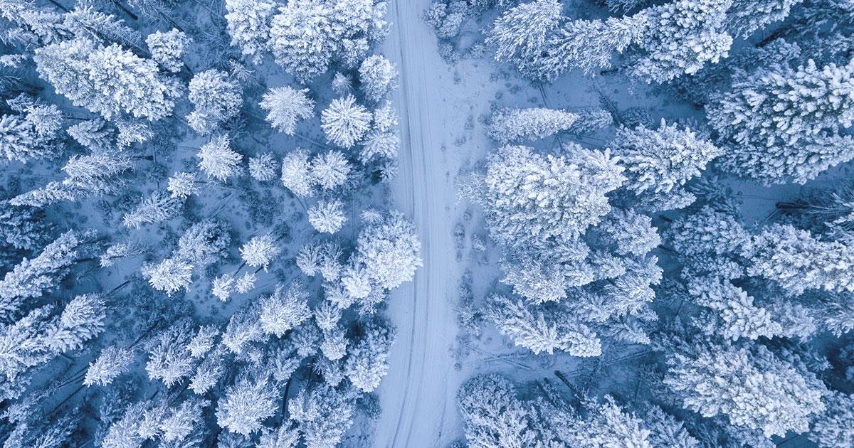 Meteo: è in arrivo il freddo polare e neve bassa quota