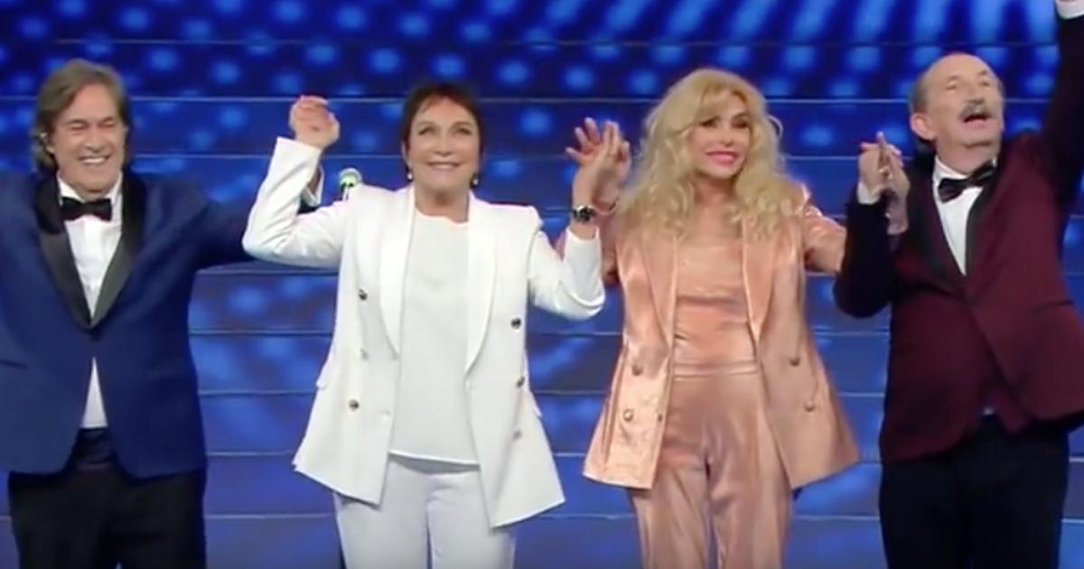 Sanremo 2020: i Ricchi e Poveri tornano all'Ariston dopo 40 anni