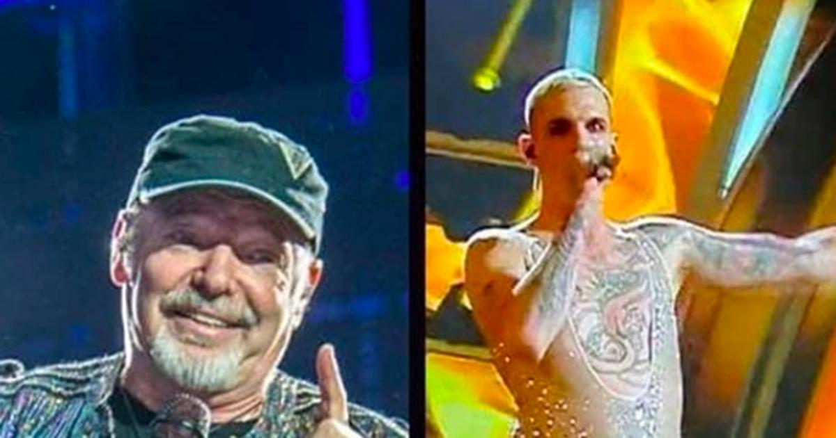 Sanremo 2020, Vasco Rossi: il post sul look di Achille Lauro è il top