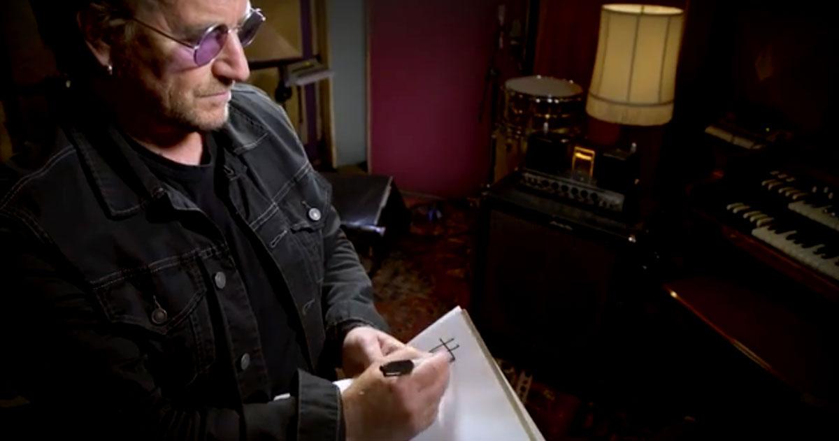Bono ha scritto una nuova canzone ispirandosi a noi italiani: il video