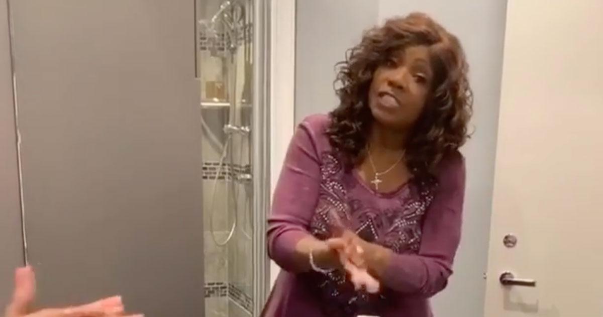 Lavatevi le mani a ritmo di disco-music, ve lo chiede Gloria Gaynor