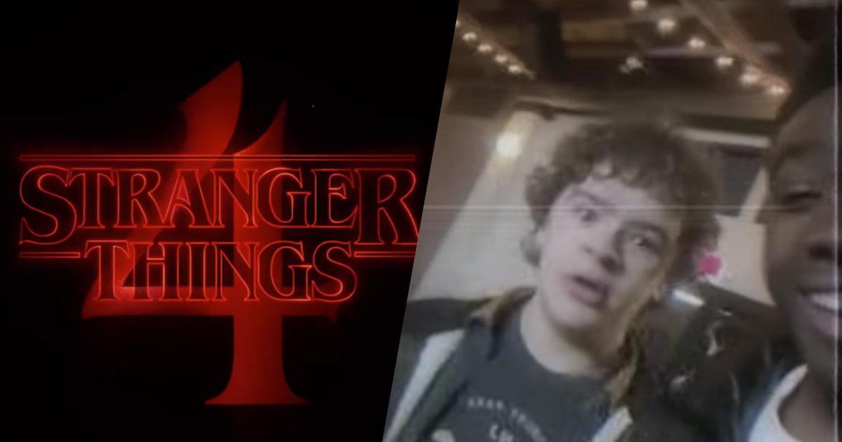 Stranger Things 4: tutti gli attori del cast leggono il copione, il video