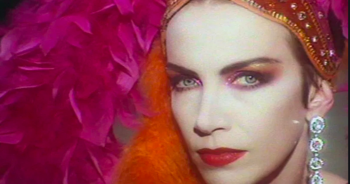 Annie Lennox: compie 29 anni 'Why', il suo primo straordinario singolo solista