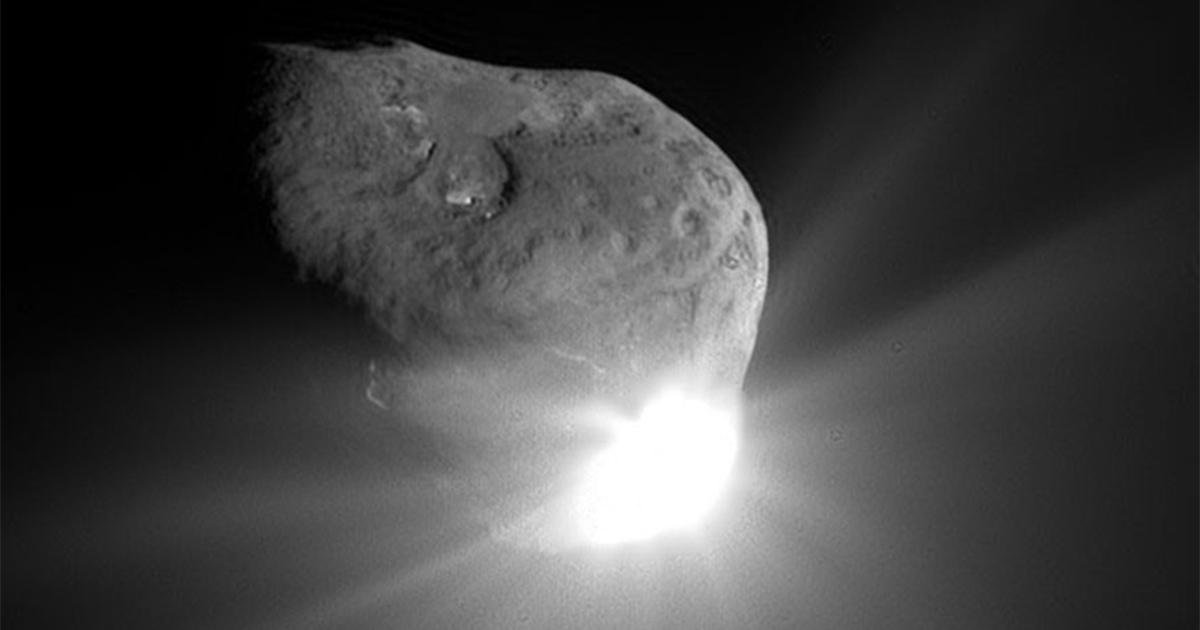 Un asteroide grande quanto l'Everest passerà vicino alla Terra