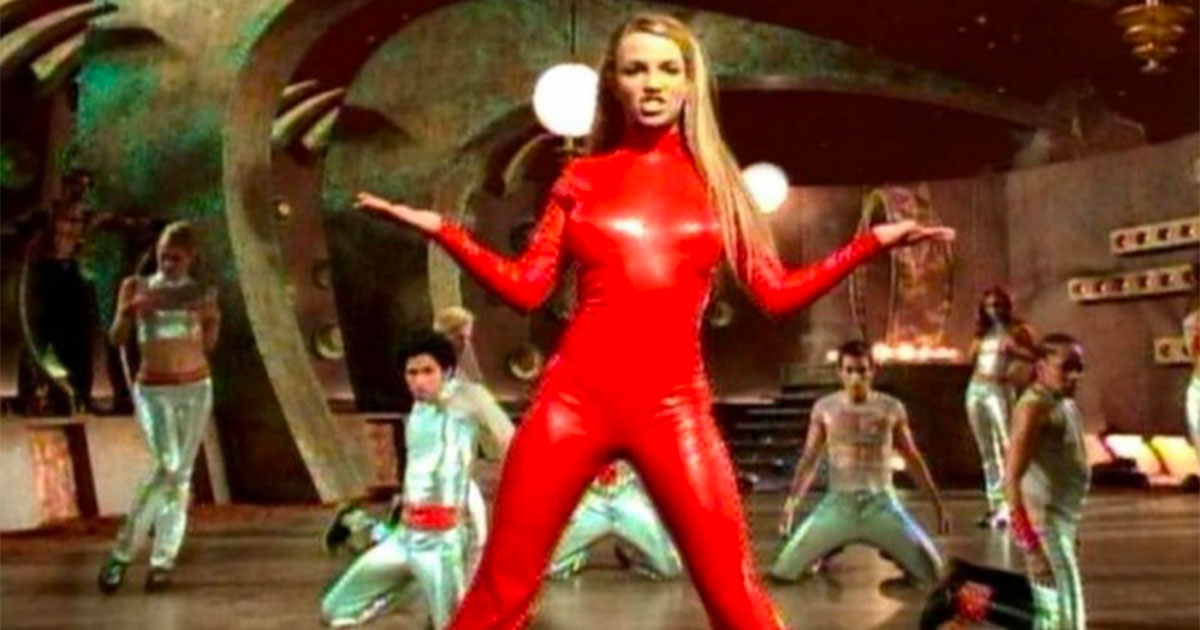 Britney Spears: 'Oops! ... I Did It Again' compie 20 anni!